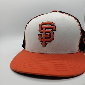 San Francisco Giants Fitted Hat New Era M/L